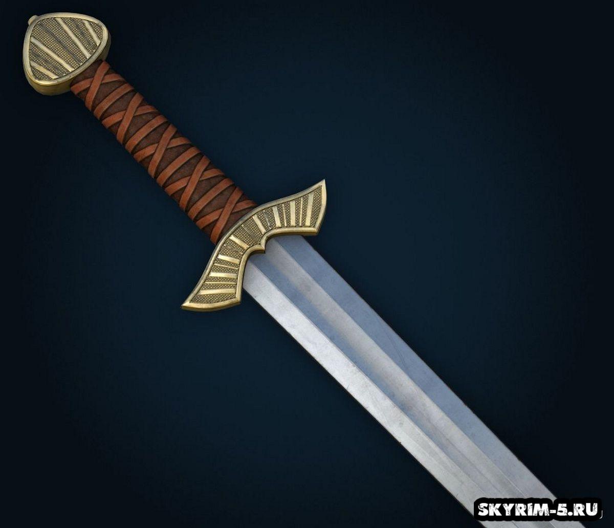 Идрасил - Викингский меч