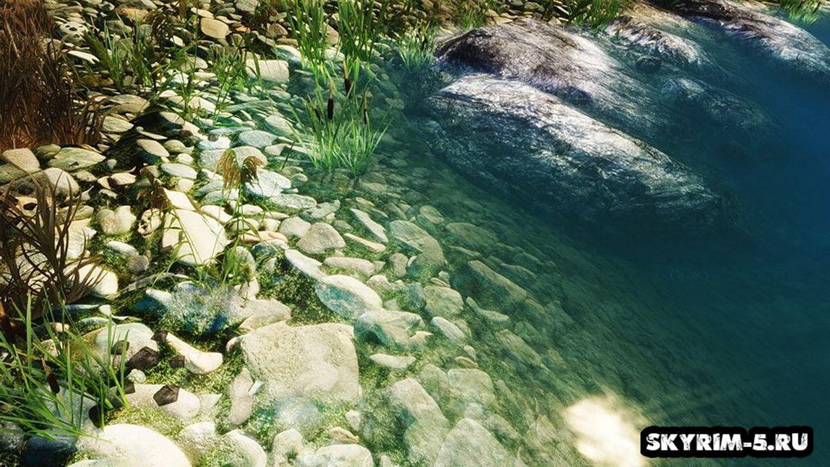 Реалистичные русла рек HD -