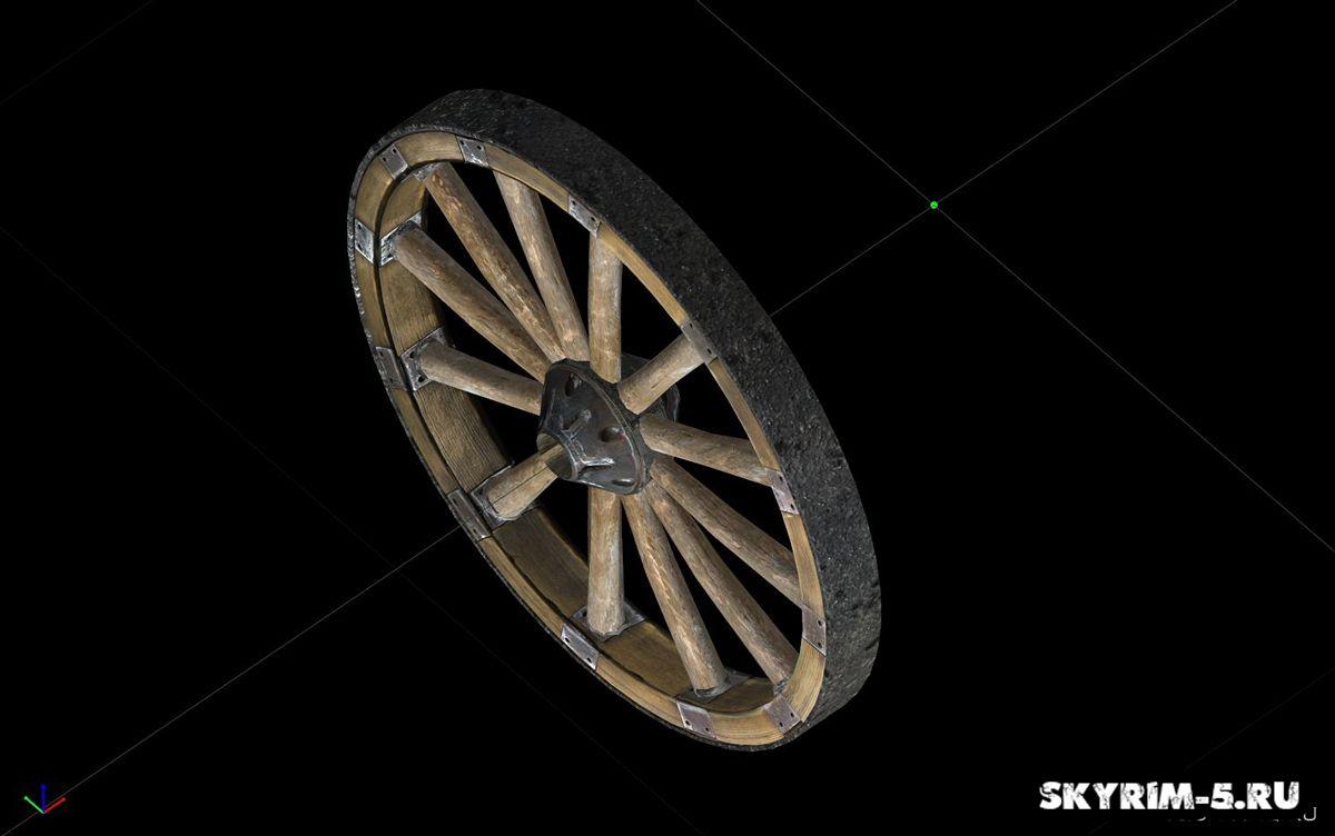 HD колёса ручной тележки