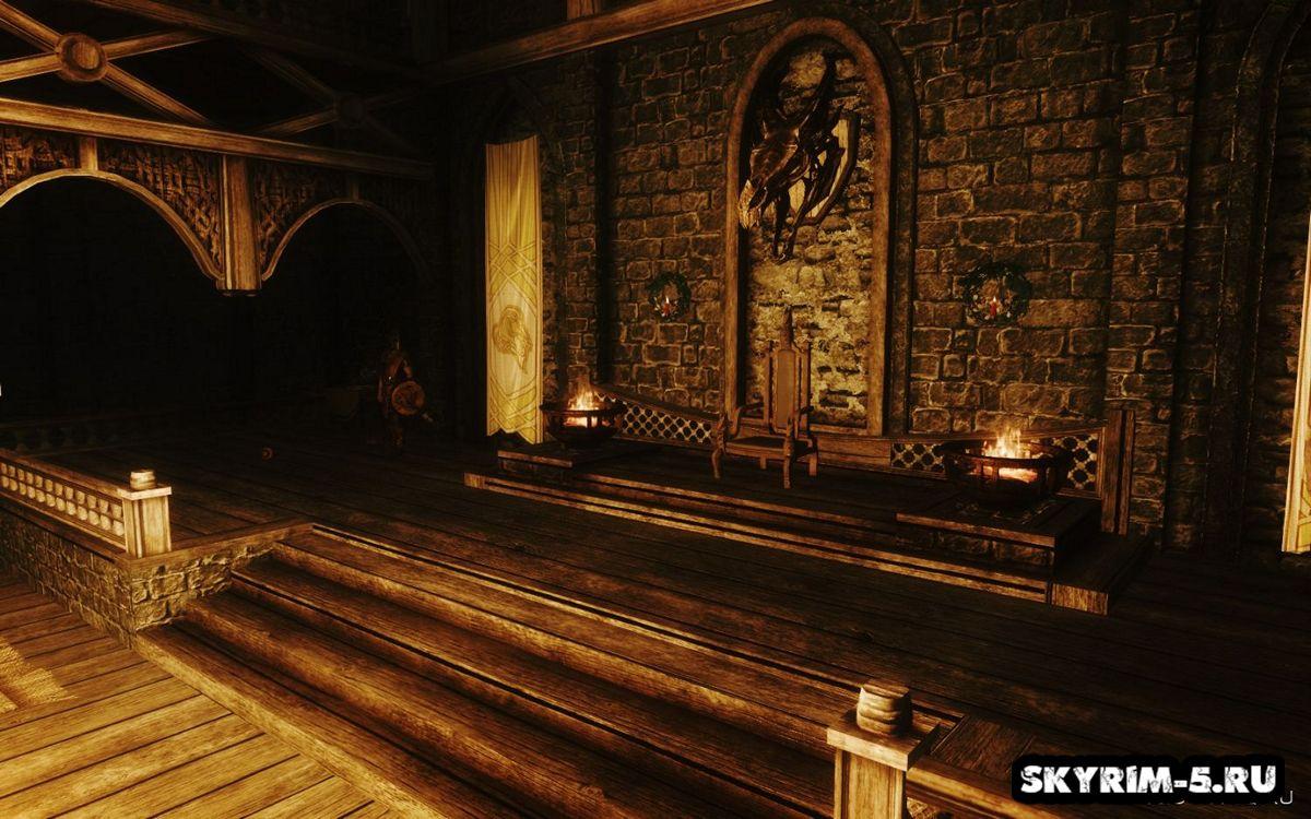 The Elder Scrolls V: Skyrim [Hittcliff] [The New Year's] -