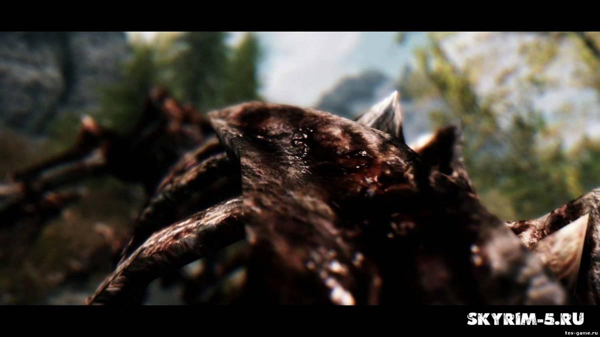 HD кровавые текстуры для костей дракона -