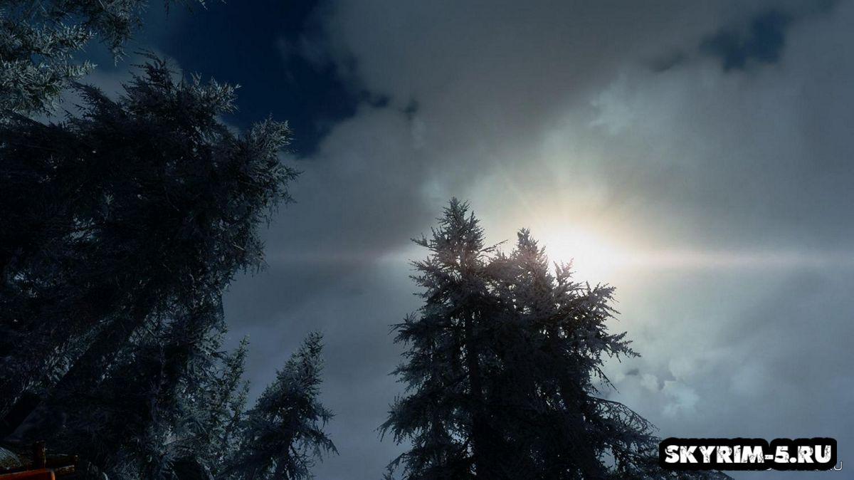 Солнечные блики HD -