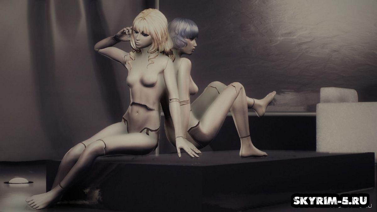 China Doll Race -