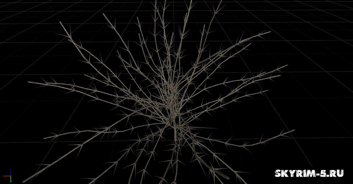 Натуральные заросли - 3D и HD -
