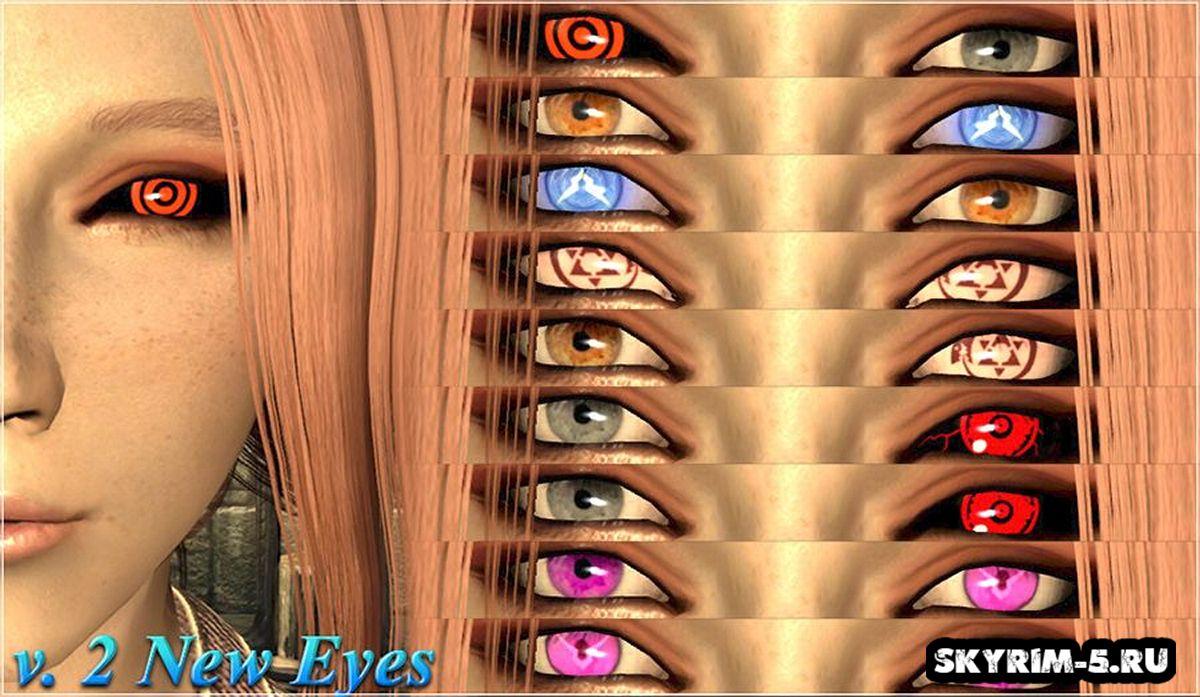ChrisRichardz Anime Eyes - Update 3.0 -