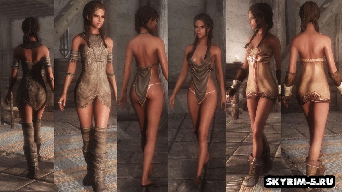 UNP мини платья - Большая коллекция