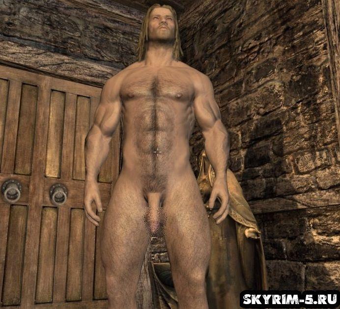 Males of skyrim
