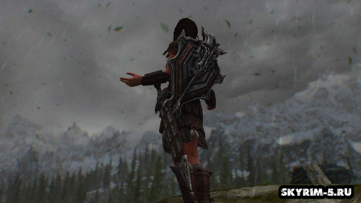 Имперское оружие Рыцаря Дракона -
