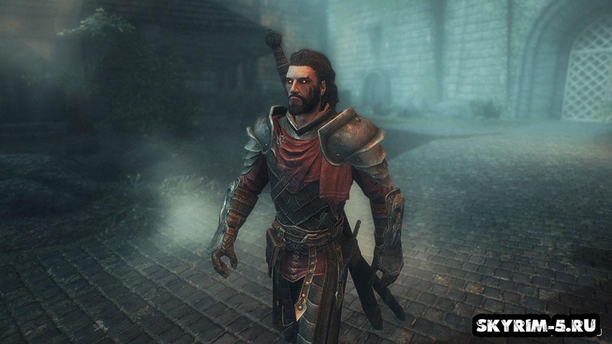 Броня Волхикарского Рыцаря -