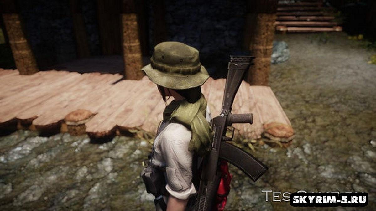 Одежда Ханны из Battlefield 4 -