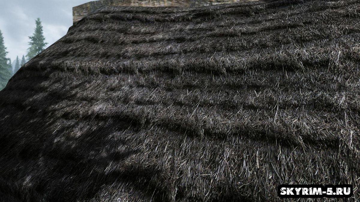 HD текстуры для фермерского домаМоды Скайрим > Прочее Скайрим