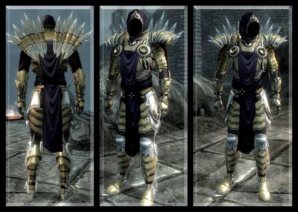 Чит - коды Skyrim на всю броню