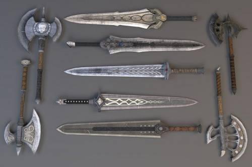 Чит коды Skyrim Скайрим на Оружие