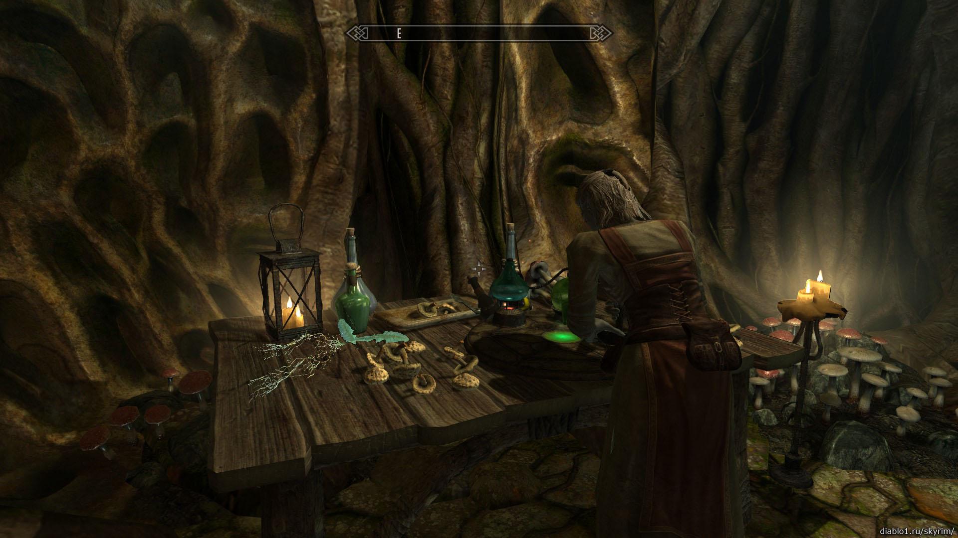 Исцеление дома (Healing a House) прохождение Скайрим Dragonborn -