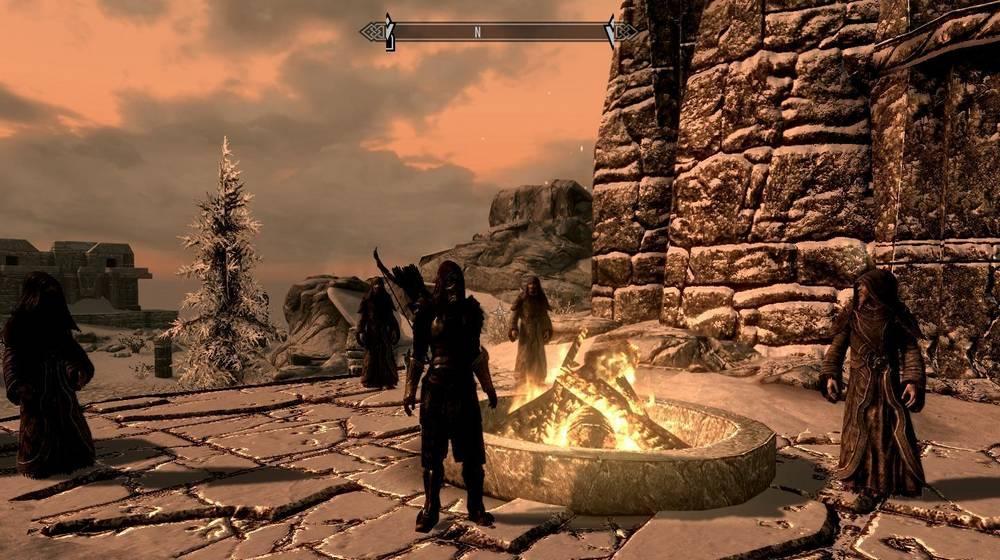 Крики драконов - самые мощные заклинания в Скайриме