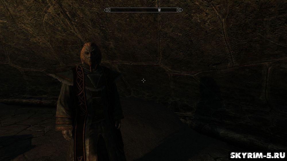 Чистка гробинцы (Clean Sweep) прохождение Скайрим Dragonborn -