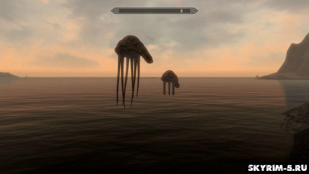 Желе нетча (Fetch the Netch) прохождение Скайрим Dragonborn -