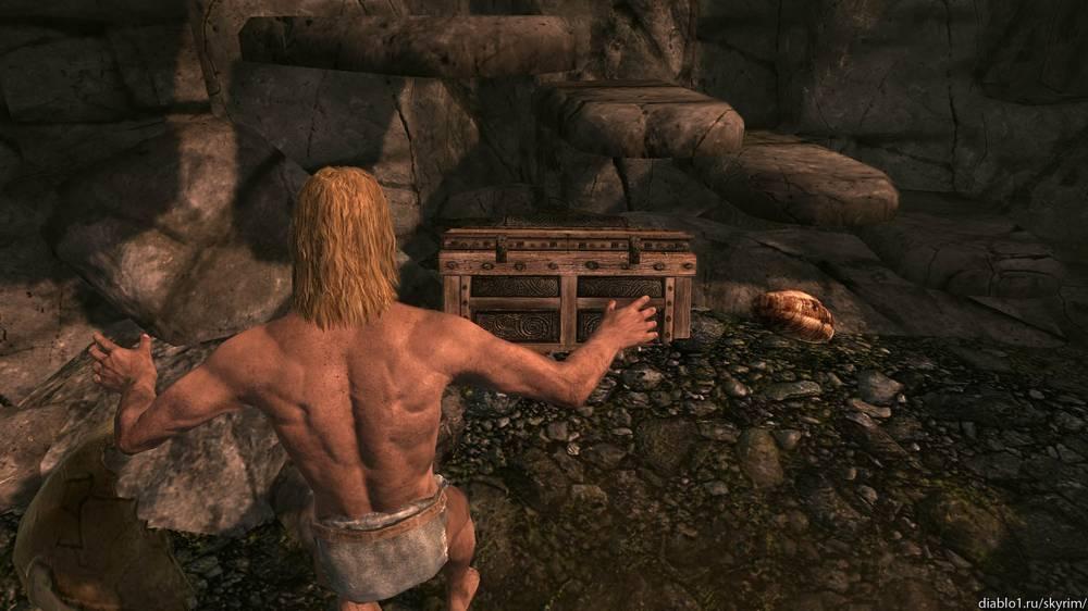 Сундуки с сокровищами Skyrim