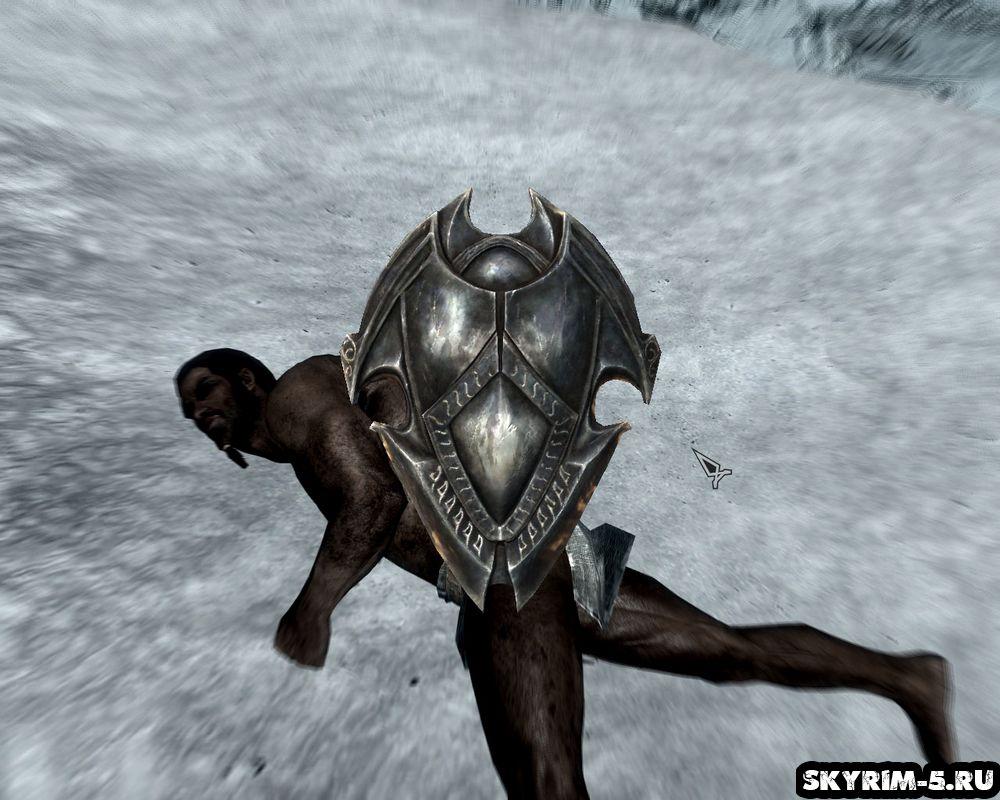Эбонитовый Воин (The Ebony Warrior) прохождение Скайрим Dragonborn -