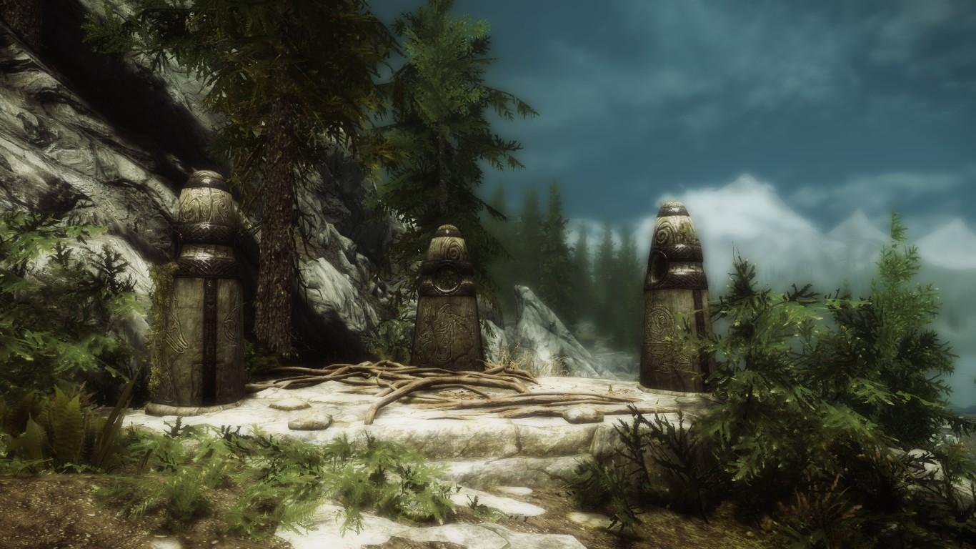 The Elder Scrolls V Skyrim ( Скайрим ) - камни созвездий местонахождение