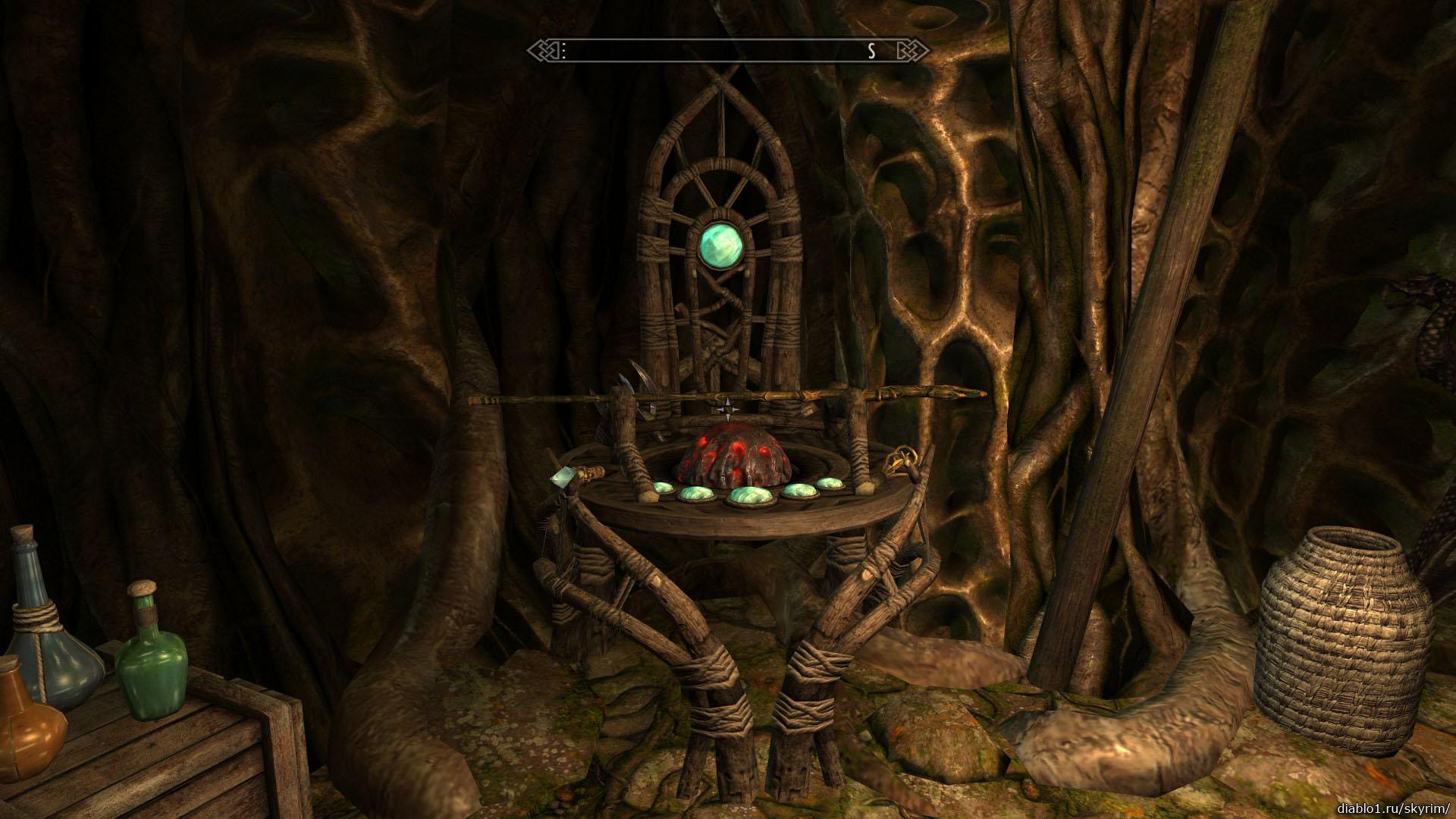 Управляющий по принуждению (Reluctant Steward) прохождение Скайрим Dragonborn -
