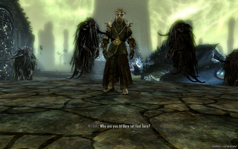 Путь знаний (The Path of Knowledge) прохождение Скайрим Dragonborn -