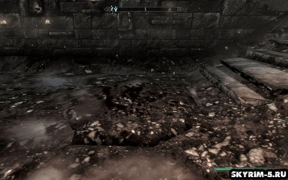 Кровь на снегу прохождение Скайрим -